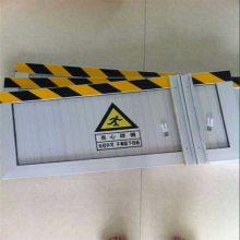 金淼牌 铝合金档鼠板厂家 不锈钢档鼠板 绝缘档鼠板 金淼电力生产