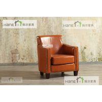 咖啡厅餐厅休闲椅子,COCO同款软包靠背椅子,韩尔品牌餐厅桌椅来图定做