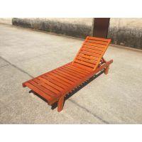 供应品旺实木沙滩椅TY-010