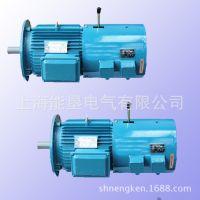 YVPEJ132M2-6 5.5KW变频马达调速制动电机 上海能垦变频制动电机