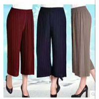 重庆哪里有几元一条老人裤批发便宜有好看中老年服装货源批发哪里有?