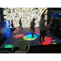 淄博室内LED地砖屏商显市场户外广告市场