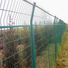 公路护栏网 框架围墙护栏 绿化带隔离护栏