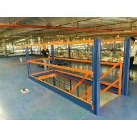 番禺组合货架17年仓储设备经验量仓定制货架生产厂家