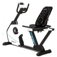 舒华SH-836家用电磁控靠背式健身车 康复训练健身车