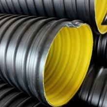 现货批发HDPE高密度聚乙烯钢带管