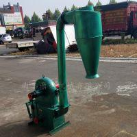 500型除尘齿盘式粉碎机中草药加工打粉机玉米粒饲料粉碎机
