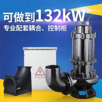 厂家批发6寸8寸10寸12寸14寸污水泵 地下室自动污水排水泵