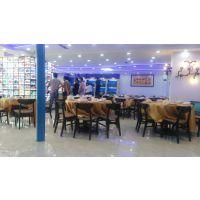 上海定制餐厅火锅桌 餐厅火锅桌椅 多少钱一套 韩尔现代品牌