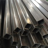 广西拉丝焊接不锈钢方通规格,南宁316L不锈钢拉丝方通