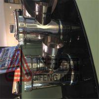 薄壁不锈钢水管广泛应用 304不锈钢水管 卡压式水管配件厂家