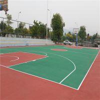 珠海丙烯酸鋪設 1.5厚彩色運動場地面 柏克運動跑道球場材料批發