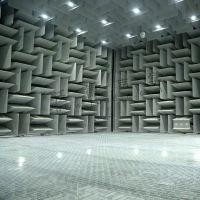 泛德声学设计建造全消声室、半消声室及全半消转换实验室,本底***达负1分贝