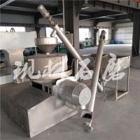 现林石磨 一米型全自动石磨磨粉机 五谷杂粮石磨