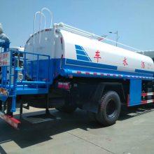 二手小型洒水车 _多利卡多功能喷雾洒水车15897604666