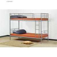 厂家定制成人上下铺铁床双层铁架床学生公寓床简约现代员工双人铁床