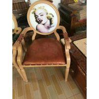 君康供应定制各种款式酒店桌椅 高档软包椅酒店桌椅