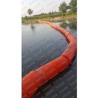 拦污漂水上拦漂浮物塑料浮筒介绍