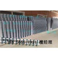 丽水市景宁花坛护栏-pvc围栏-塑钢护栏哪家买找方正护栏