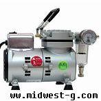中西无油活塞式真空泵 型号:BS14-V600库号:M290960