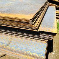 日钢花纹钢板南京批发销售规格齐全