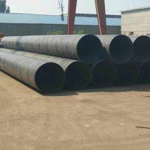 1220广告牌立柱用的螺旋焊管1220*10常用