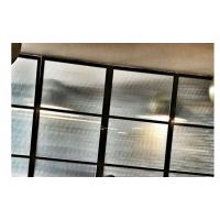 隔断新材料-ps透明柱镜光栅板