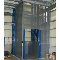 南昌工厂专用液压升降货梯 油缸升降机 电动升降台