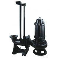安徽众度泵业300WQ480-15 -45排污泵 带耦合导轨功率选型报价
