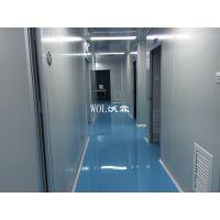 WOL 承接生物制药洁净厂房规划 建设