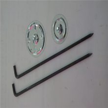 电厂保温钉 新型安全网 铝质保温钉