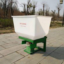 工厂直销前置扬肥机农用肥料撒播专用拖拉机电动施肥器