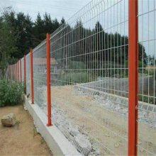 折弯焊接网 生态园绿化围网 公园护栏网