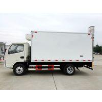东风多利卡4.2米冷藏车