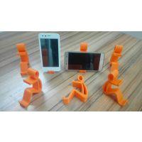 孚朗3D打印PLA创意礼品手机支架定制