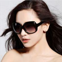 厂家直销批发3113超大框时尚太阳眼镜男女士渐变色太阳镜潮流墨镜