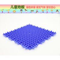 广州幼儿园悬浮地板 室外防滑悬浮手波纹拼装地板批发