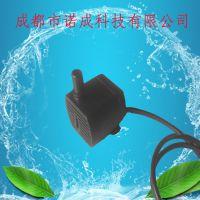 成都诺成NC34-1219型微型散热水泵12V,太阳能光伏喷泉泵,优质水培潜水泵厂家批发