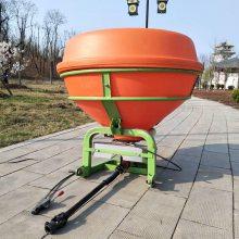 750公斤大容量撒肥机价格 农田高效率施肥器 四轮拖拉机悬挂式施肥器