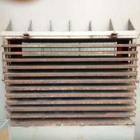 急转 8成新木工热压机 小型二手4*8尺12层半自动横向胶合板热压机