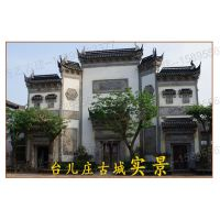 太原中式线脚青砖砌块批发水泥砖雕厂家