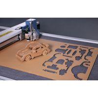瑞洲科技-汽车脚垫 座垫方向盘套切割机 反光垫圆刀裁切机汽车座套真皮布艺座套裁剪机