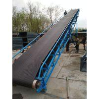 砖厂装车用皮带输送机、六九重工可调节高度输送机