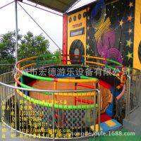 厂家供应迪斯科转盘,大簸箕游艺设施,刺激好玩的太空迪斯科