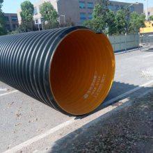钢带增强排污管以信誉求发展