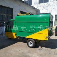 志成纯电动挂桶式垃圾车 电动液压自卸环卫车 勾臂式的电动环卫车