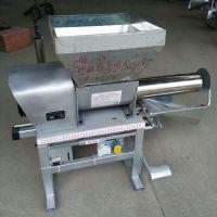 食用菌平菇装袋机厂家 电磁自动装袋机 博锐食用菌机械