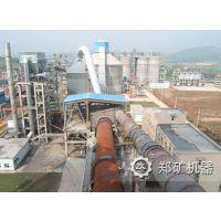 5000T/D新型干法水泥生产线设备