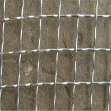 白钢轧花网规格 耐高温筛网 过滤矿筛网