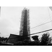 十堰拆除电厂废弃烟囱专业施工队伍